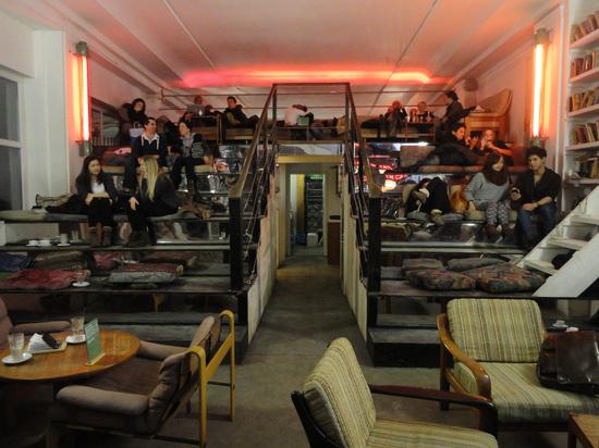 Berlin de Hipster Olmak Ben Uçarken